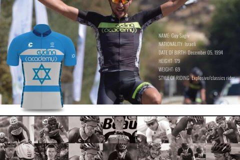 תזונה מנצחת: טור דה פראנס, מהתיאוריה למציאות וראיון עם אלוף ישראל 2016, גיא שגיב
