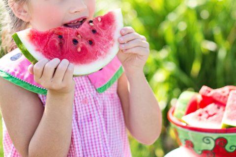 תזונה והשמנת ילדים