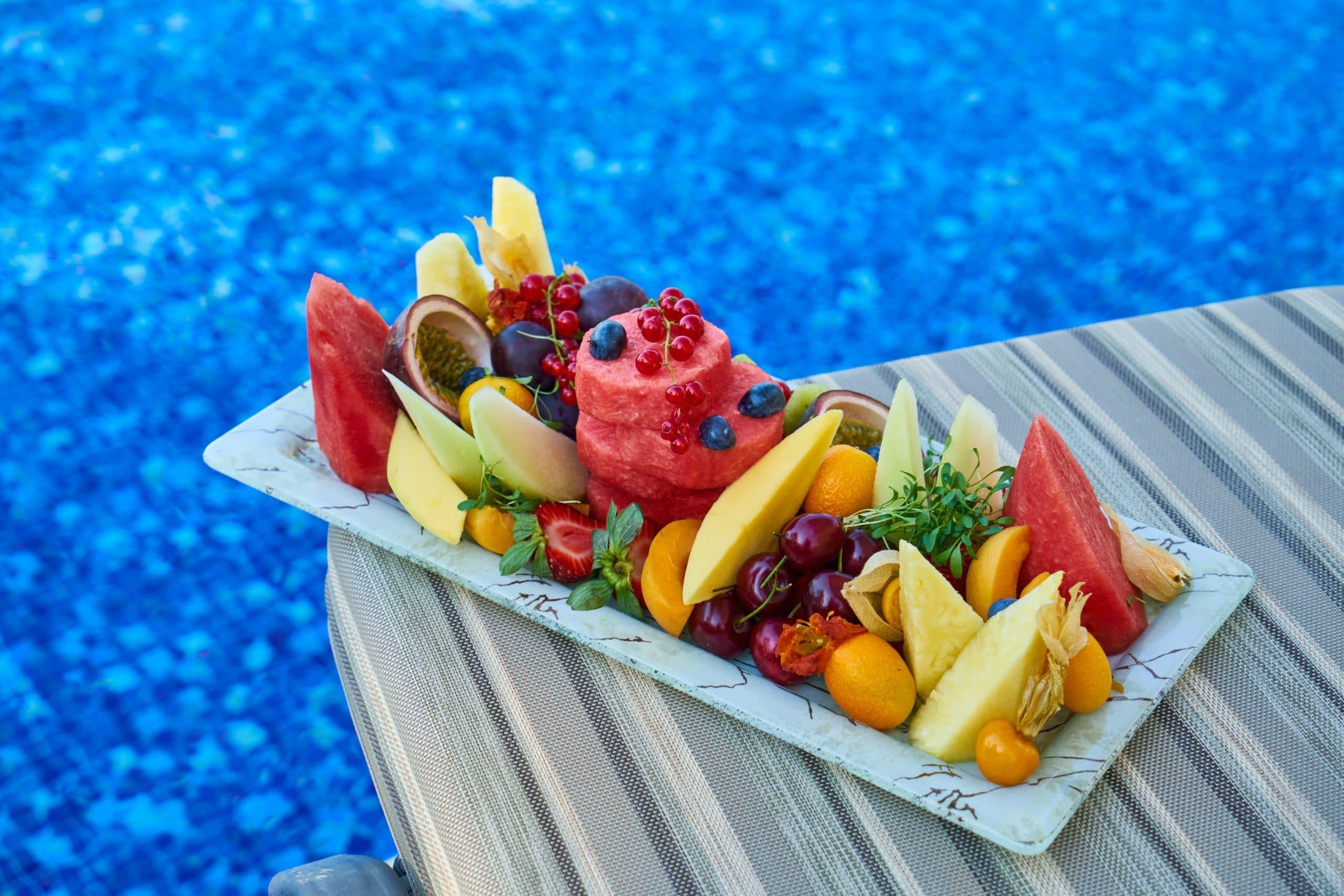 שמירה על משקל בחופשה